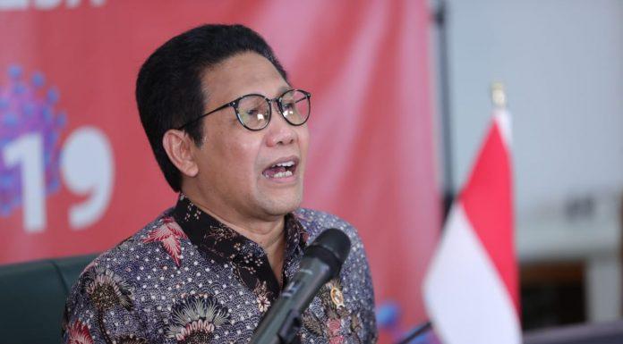 Menteri Desa, Pembangunan Daerah Tertinggal dan Transmigrasi (Mendes PDTT) Abdul Halim Iskandar