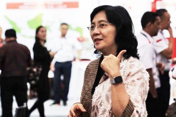 Direktur Jenderal Industri Kecil, Menengah, dan Aneka (IKMA) Kemenperin, Gati Wibawaningsih